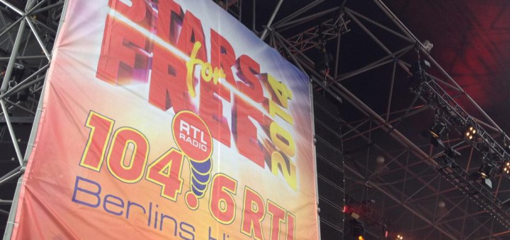104.6 RTL Stars For Free 2014