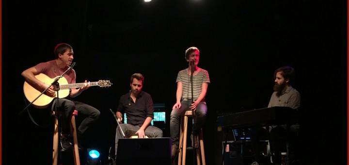 Die Band Peilsender