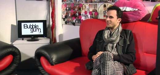 Ben Jaimen im Bubble Gum TV Interview